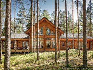 Ольга Кулекина - New Interior Wooden houses