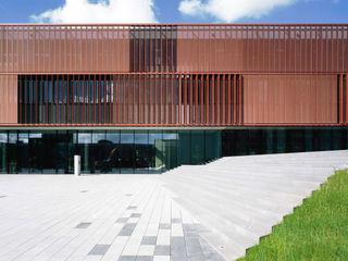 greenbox Landschaftsarchitekten PartG Офісні будівлі