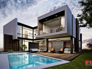 Estudio Meraki Modern balcony, veranda & terrace