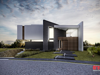 Estudio Meraki Modern houses