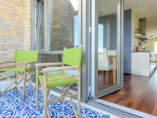 Aileen Martinia interior design - Amsterdam Patios & Decks