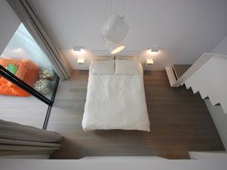 Bedroom homify Habitaciones modernas
