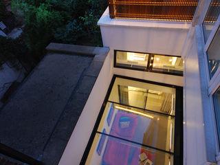 Exterior Vew homify Casas modernas