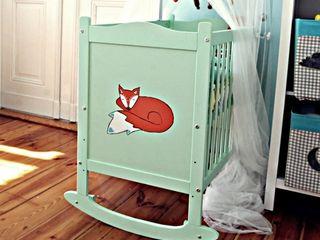 lululaj Scandinavian style nursery/kids room