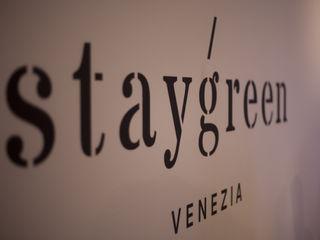 Staygreen Srl Diseño de ferias de estilo moderno