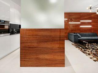 Finchstudio Кухня в стиле минимализм