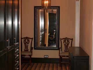 ANIMA Eclectic style corridor, hallway & stairs
