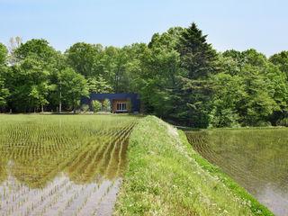 Villa in Nasu 久保田章敬建築研究所 Modern Evler