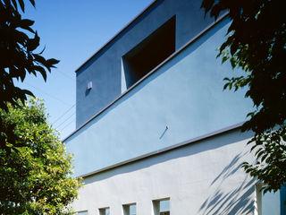 House in Yono 久保田章敬建築研究所 Modern Evler