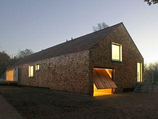 Cedar House Hudson Architects Modern houses