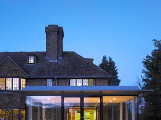 Storey's Way Hudson Architects Modern houses