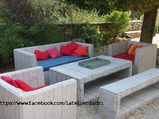 l'atelier d'adri Garden Furniture