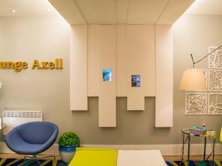 CASA COR RS 2014 Tania Bertolucci de Souza   Arquitetos Associados Salas de estar modernas