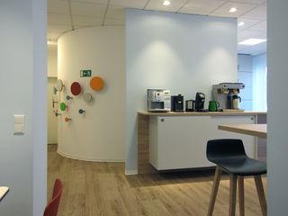 hansen innenarchitektur materialberatung Edificios de oficinas