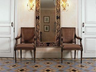 ANIMA Colonial style corridor, hallway& stairs