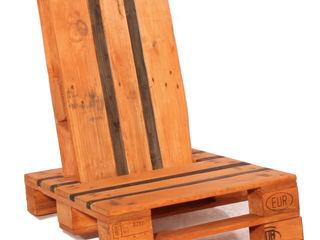 Sitzmoment Palettenmöbel Balconies, verandas & terraces Furniture