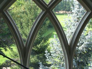 Priesterseminar im Kloster waldorfplan architekten Klassische Fenster & Türen