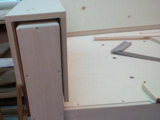 Réaliser une structure de canapé Fabrice Mullet SalonCanapés & Fauteuils