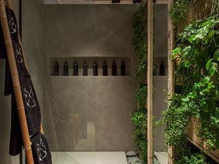 Gabriela Pereira Eclectic style bathroom