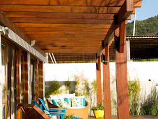 Espaço do Traço arquitetura Patios & Decks