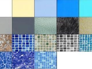 Cómo escoger el color de mi piscina (y no equivocarme) RENOLIT ALKORPLAN Piscinas de estilo moderno