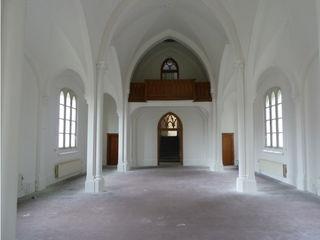 Seminar Blankenberg waldorfplan architekten Klassischer Multimedia-Raum