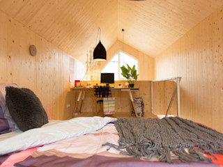 MoodBuilders Habitaciones de estilo minimalista