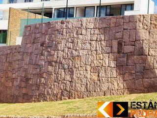 Estância Pedras Walls