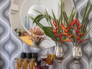 Cobertura Perdizes Biarari e Rodrigues Arquitetura e Interiores Sala de jantarAcessórios e decoração