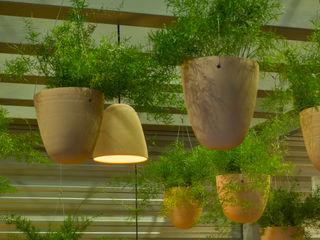 Ateliê de Cerâmica - Flavia Soares Raumbegrünung