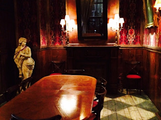 London Ninth Ward Bar & Restaurant Farringdon road,london woodstylelondon Bares y Clubs