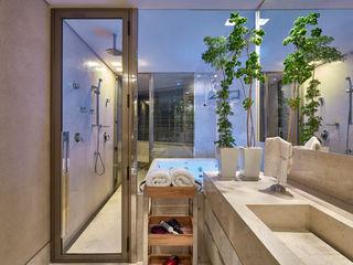 Beth Nejm Modern style bathrooms