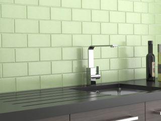 Kitchen Tiles The London Tile Co. Pareti & PavimentiPiastrelle