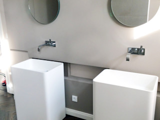 Badeloft - Badewannen und Waschbecken aus Mineralguss und Marmor Ванна кімнатаРаковини Камінь Білий