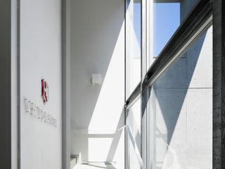 VICTORINOX JAPAN ANNEX BUILDING 久保田章敬建築研究所 Ofis Alanları