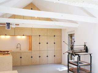 Modal Architecture Cocinas de estilo moderno