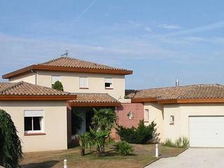 MFP ARCHITECTEURS Nhà phong cách Địa Trung Hải