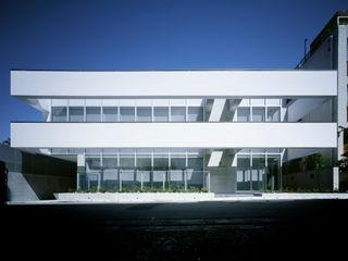 VICTORINOX JAPAN HEAD OFFICE 久保田章敬建築研究所 Ofis Alanları