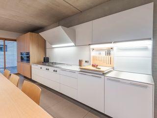 bulthaup espace de vie Pontarlier Cocinas de estilo moderno
