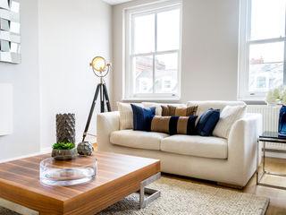 Living room In:Style Direct Salones minimalistas