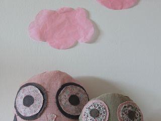 Zolé Nursery/kid's roomToys Flax/Linen Pink