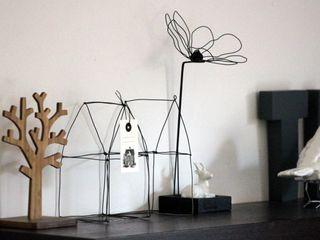 Zolé Living roomAccessories & decoration Iron/Steel Black