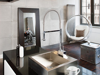 justyna smolec architektura & design Modern Kitchen