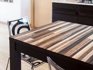 Crearreda 餐廳配件與裝飾品 塑木複合材料 Wood effect