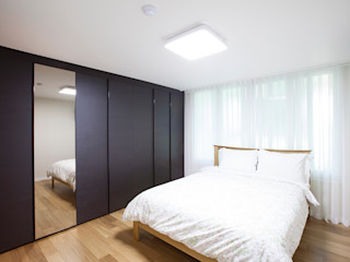 MID 먹줄 Modern style bedroom