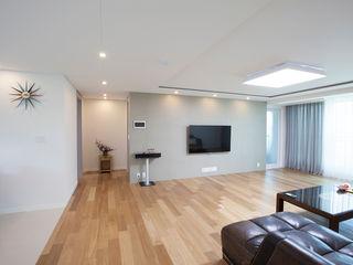 MID 먹줄 Modern living room