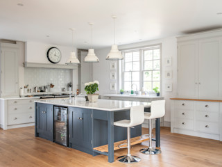 Timeless Greys Rencraft Classic style kitchen Wood Grey