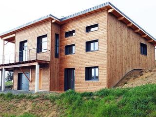 Empreinte Constructions bois Modern Evler