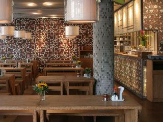 Diverse Wandprojekte Gaedke Tapeten Asiatische Gastronomie