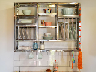 The Mighty Plate Rack The Plate Rack キッチンキャビネット&棚